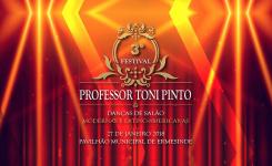 Raul Dória participa no 3º Festival de Dança Professor Toni Pinto