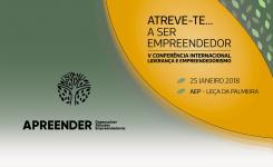 Raul Dória apoia V Conferência Internacional de Liderança e Empreendedorismo