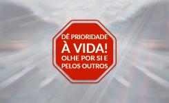 Alunos desenvolvem campanhas de prevenção rodoviária